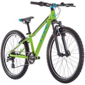 Cube Acid 240 Niños, green/blue/grey